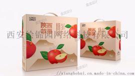 苹果包装设计_苹果礼盒_苹果包装箱_水果包装礼盒