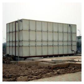 装配式水箱 泽润 宾馆水箱 镀锌钢板水箱