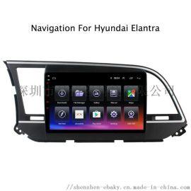 车载GPS导航适用于现代伊兰特