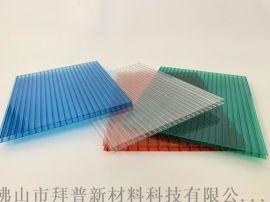 许昌PC茶色阳光板 **进口原料阳光板 工厂直销