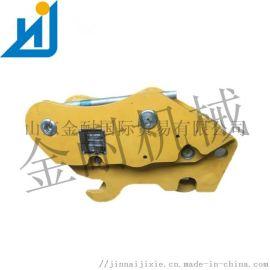 挖掘机配件快速连接器挖机快换接头钩机快速连接头
