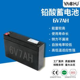 6V7AH太阳能电池杀虫灯 玩具车电子秤专用