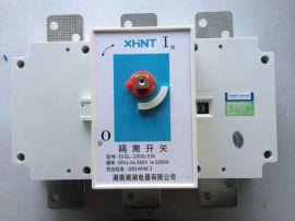 湘湖牌HC1-400/F44交流接触器高清图