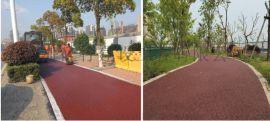 彩色透水沥青路面施工,包工包料