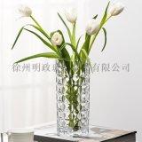 歐式花瓶透明花瓶富貴竹花瓶插花瓶花客廳花瓶餐桌花瓶