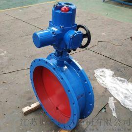 贝尔D941W-1C DN900烟道除尘排风机 电动通风蝶阀