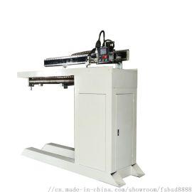 灭火器直缝焊接机可焊接薄金属及不锈钢