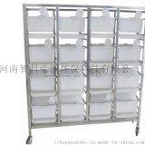 大鼠笼架悬挂式不锈钢16个鼠笼