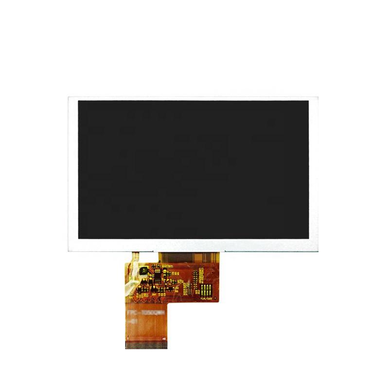 高亮5.0寸800*480 TFT 彩屏模組