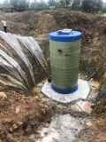 河北  工程GRP一体化污水提升泵站项目案例