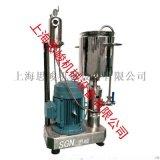 石墨烯/云母粉导电涂料研磨分散机