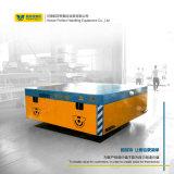 大噸位AGV無軌車用於室內無人作業物料轉運車間