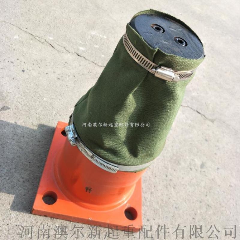 雙樑行車液壓緩衝器  安全減震器  大車防撞器