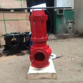 厂家促销304不锈钢潜水泵生活污水处理泵排污污水泵4kw