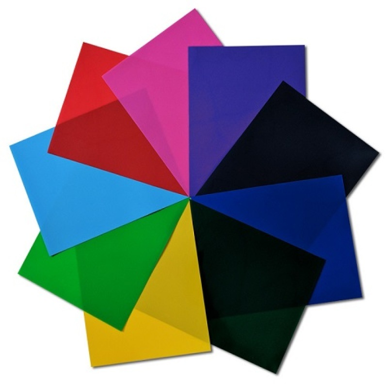不透明PVC彩色片