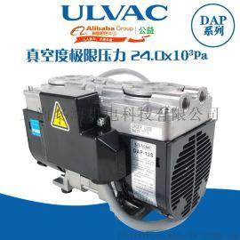 ULVAC爱发科小型真空泵DAP-12S