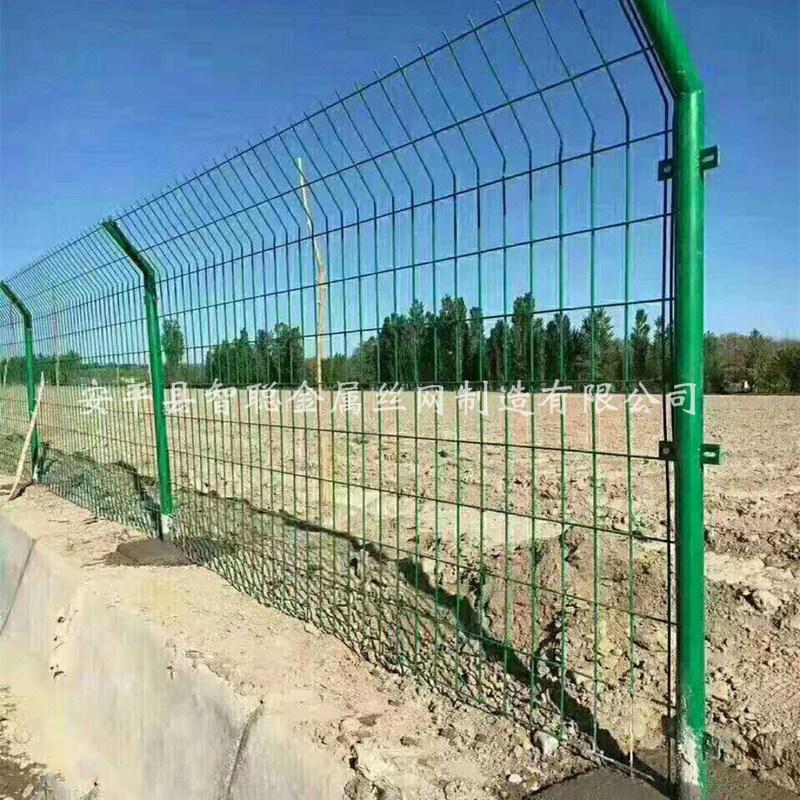 山地隔離圍欄網 鐵絲網圍欄工地圍擋鋼絲網