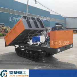 稻田履带运输车 2吨全地形履带运输车
