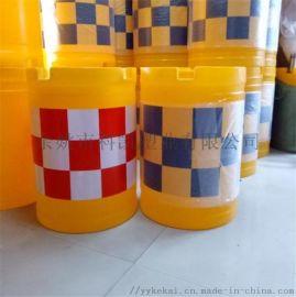 滚塑防撞桶和吹塑防撞桶哪个质量好 质量区别