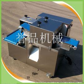 冻肉切丁机厂家供应-多功能切肉丁机-小型鲜肉切丁机