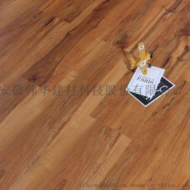 12mm厚室内wpc木塑地板防水防潮地板