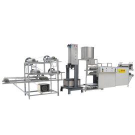 自动泼浆100型豆腐皮机 现货供应千张机 机器报价
