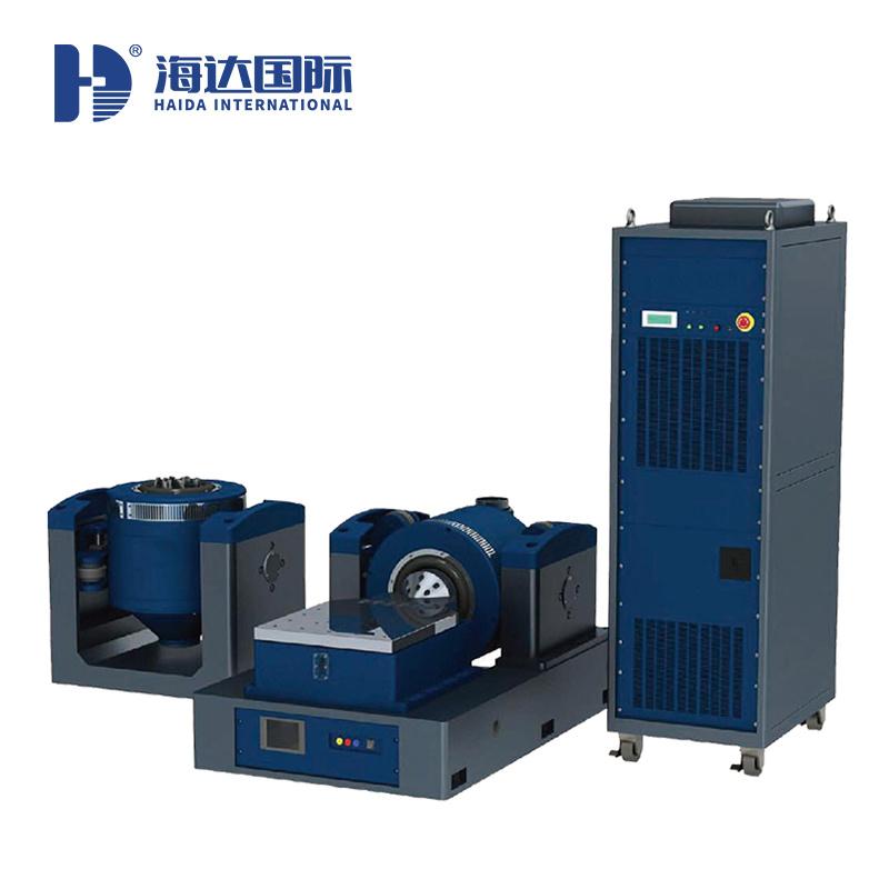海達電動振動臺HD-G826 ISTA標準定製廠家