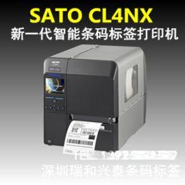 SATO CL4NX智能工业条码标签打印机