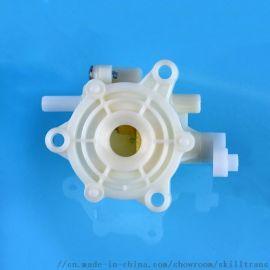 12寸14寸16寸风扇通用摇头牙箱 塑料齿轮箱