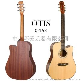 41寸哑光面单民谣吉他C-168