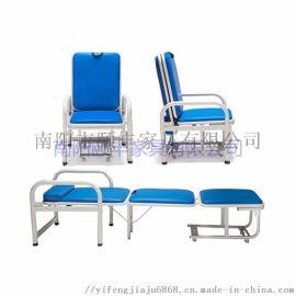 河南医院病房折叠床医用折叠床多功能折叠床