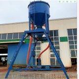新型环保干粉输送设备厂家矿石粉剂自吸式风力输送机
