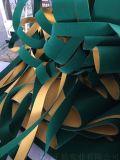 绿绒布 绿绒布包辊带 绿绒布包辊带