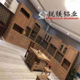 全铝家居成品定制橱柜、衣柜定制。