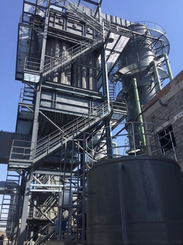 钢铁冶金过程气体在线监测系统