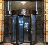 惠州會所大門旋轉門 無指紋三翼自動旋轉門
