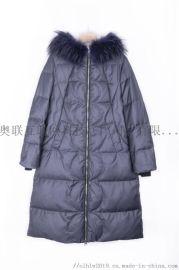 羽绒服女2019新款爆款时尚韩版中长款服装