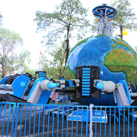 主题乐园大型游乐设备48人流浪地球户外游乐场设施