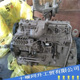 挖掘机发动机 康明斯6CT柴油发动机总成