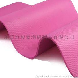 厂家直销TBE瑜伽垫瑜伽健身用品