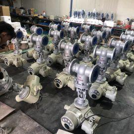 Z941H-25 DN100铸钢智能一体化电动闸阀