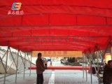 佛山三水廠家製作移動推拉蓬伸縮雨棚 夜市大排檔雨棚