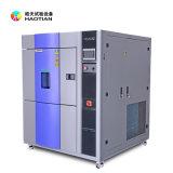 三箱体高低温冷热冲击试验箱, 蓄温式高低温测试循环