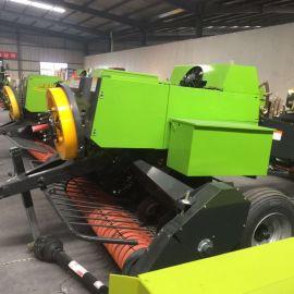 拖拉机牵引打捆机农机补贴 宿州拖拉机牵引打捆机方草捆打捆机