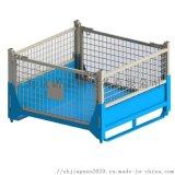 摺疊式週轉箱,倉儲籠,堆式週轉箱,金屬倉儲籠