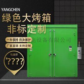 广东工业烤箱不锈钢烤箱双开门干燥设备