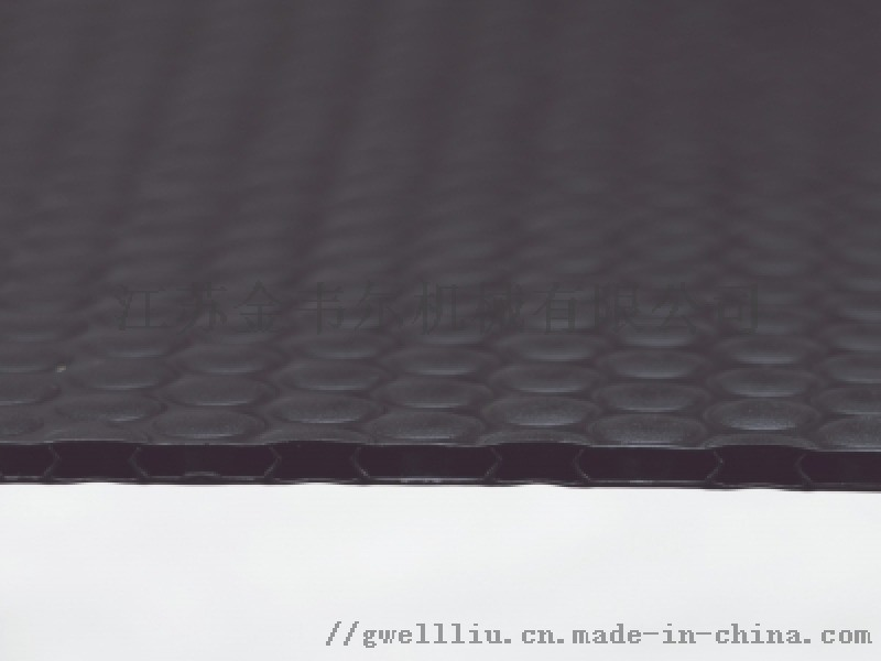 PP蜂窩板擠出生產線
