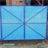 建筑爬架网 安全防护网 爬架网框 冲孔网 建筑外围爬架网