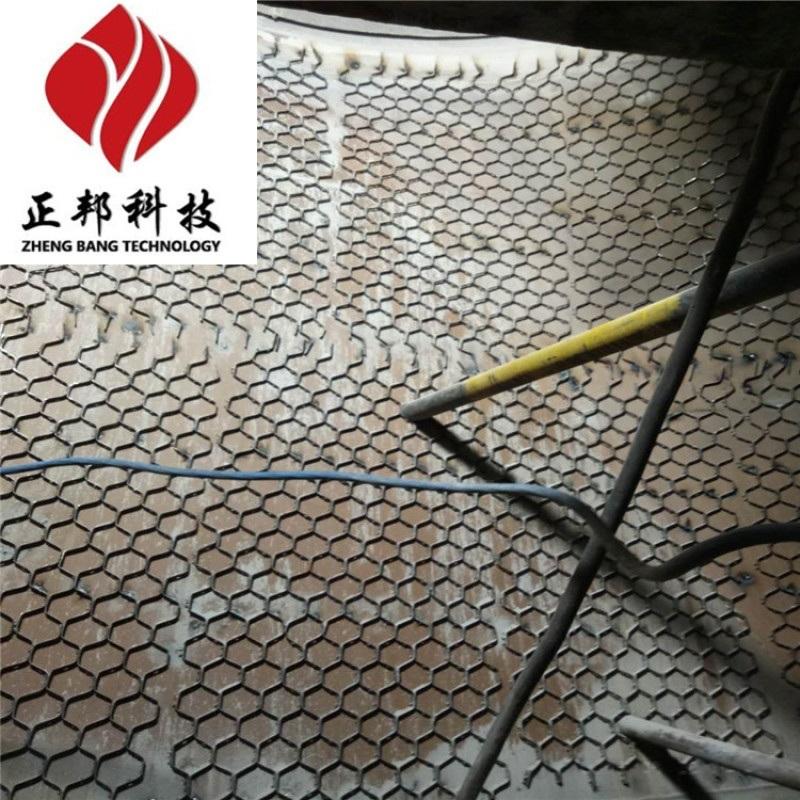 龟甲网耐磨胶泥 高温耐磨陶瓷料