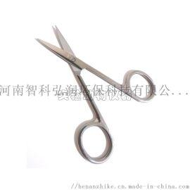 不锈钢大鼠实验剪刀/动物解剖剪刀